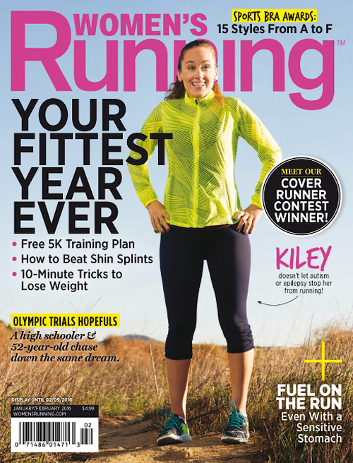 Women's Running - January/February 2016