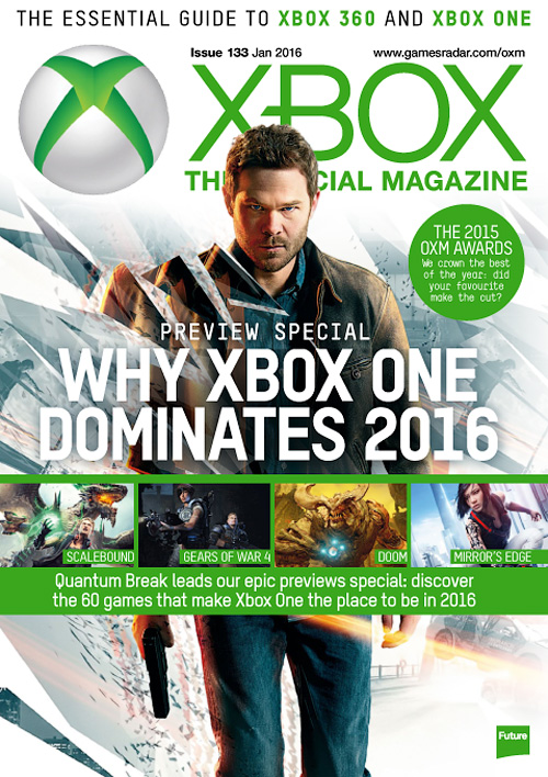 Xbox The Official Magazine - January 2016
