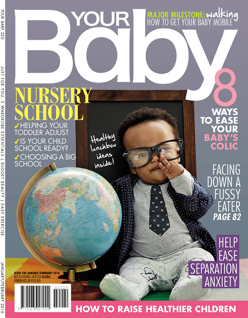 Your Baby - January/February 2016