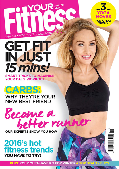 Your Fitness - January 2016