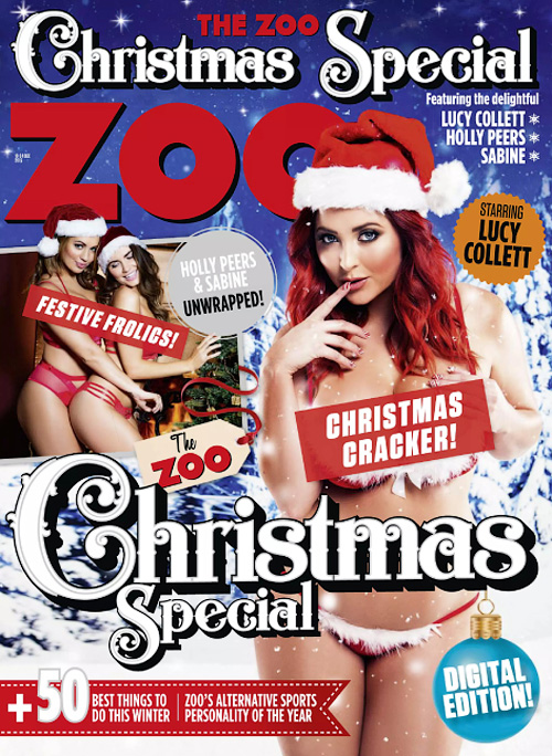 ZOO UK - Issue 609, 18-24 December 2015 Christmas Special