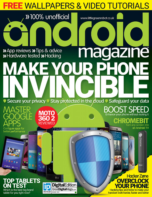 Android Magazine UK - Issue 60, 2016