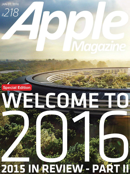 AppleMagazine - 1 January 2016