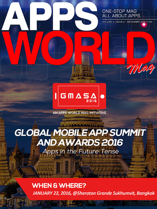 Apps World Mag - December 2015