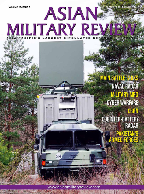 Asian Military Review - January 2016