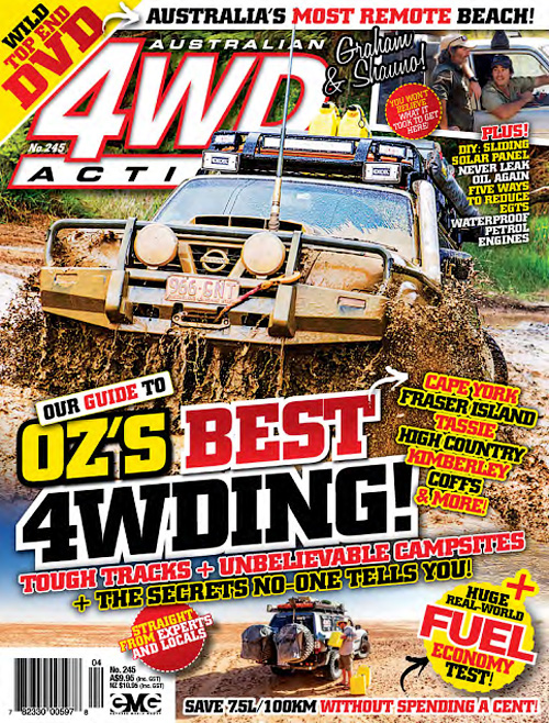 Australian 4WD Action - Issue 245, 2016