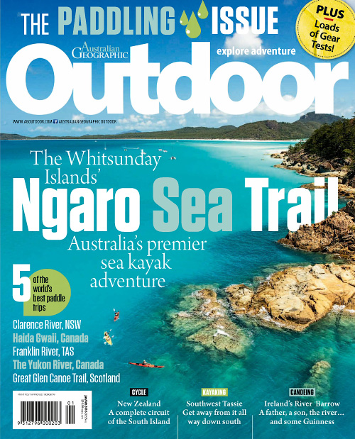Australian Geographic Outdoor - January/February 2016