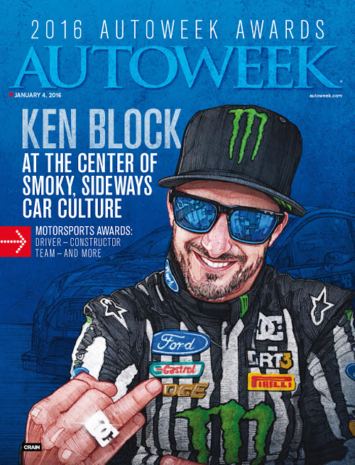 Autoweek - 4 January 2016