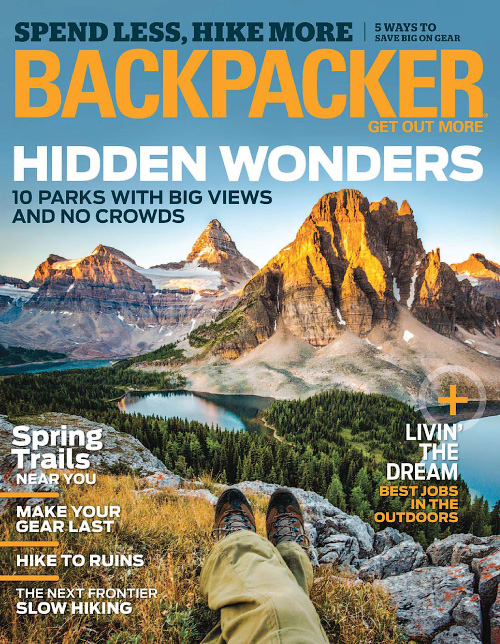 Backpacker - March 2016