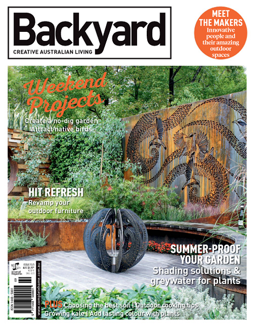 Backyard - Issue 13.5