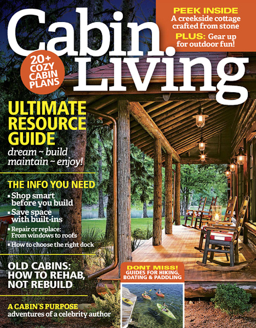 Cabin Living - January/February 2016