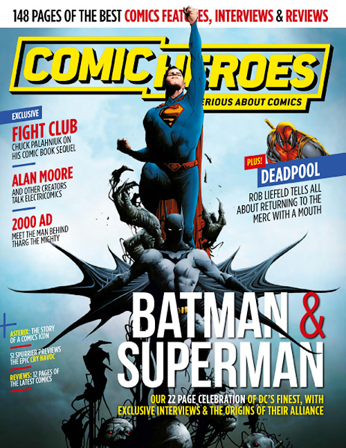 Comic Heroes - Issue 26, 2016