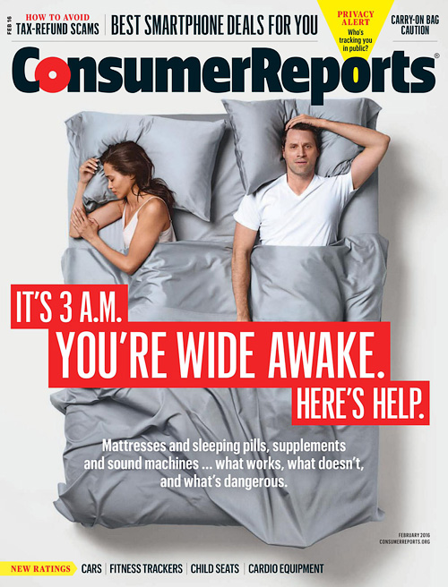 Consumer Reports - February 2016