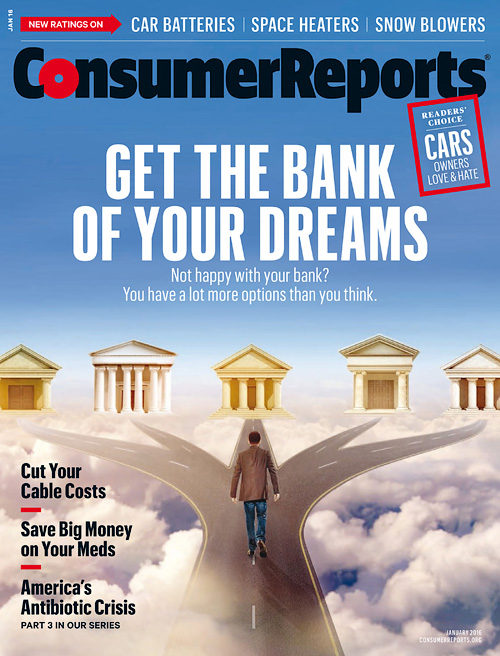 Consumer Reports - January 2016