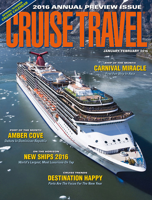 Cruise Travel - January/February 2016