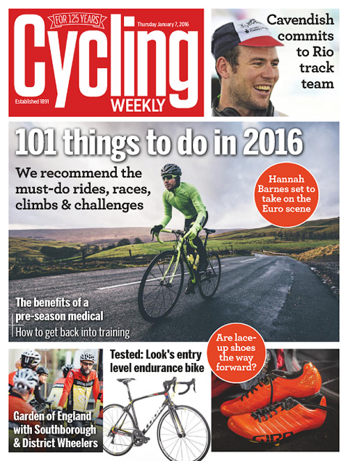 Cycling Weekly - 7 January 2016