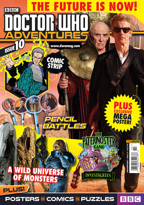 Doctor Who Adventures - Issue 10, 2016