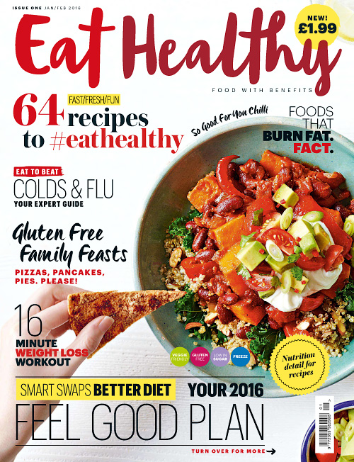 Eat Healthy - January/February 2016