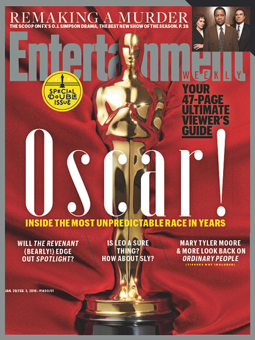 Entertainment Weekly - 29 January 2016