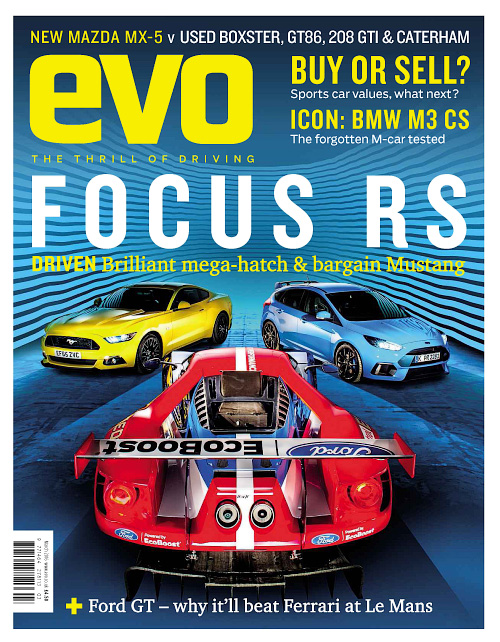 Evo UK - March 2016