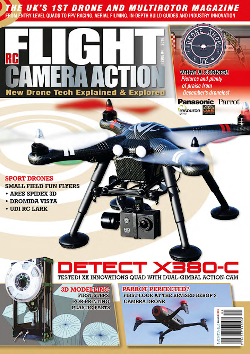 Flight, Camera, Action - Issue 4, 2016