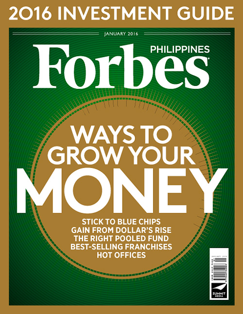 Forbes Philippines - January 2016