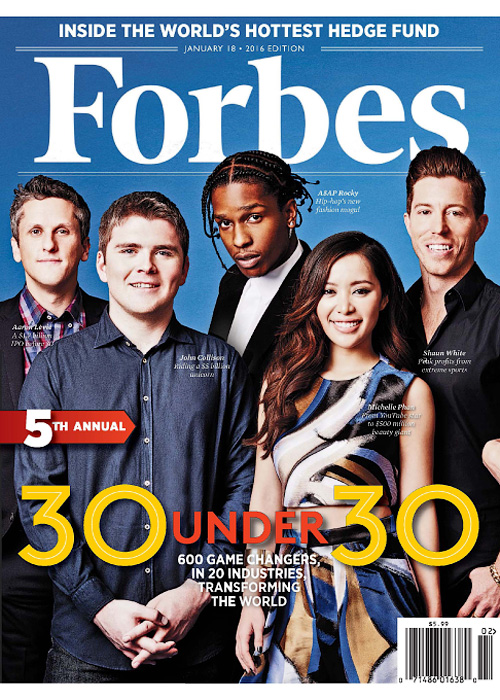 Forbes USA - 18 January 2016