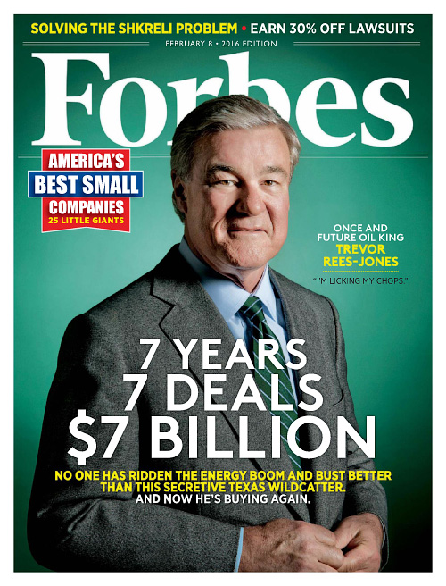 Forbes USA - 8 February 2016