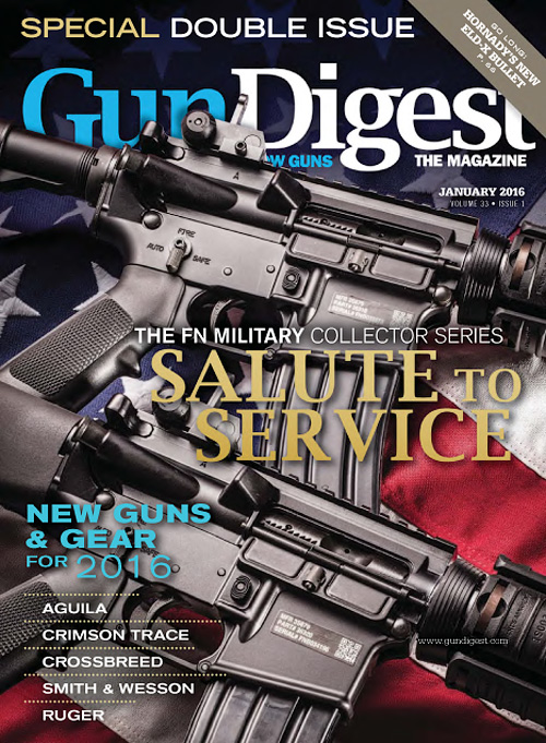 Gun Digest - January 2016