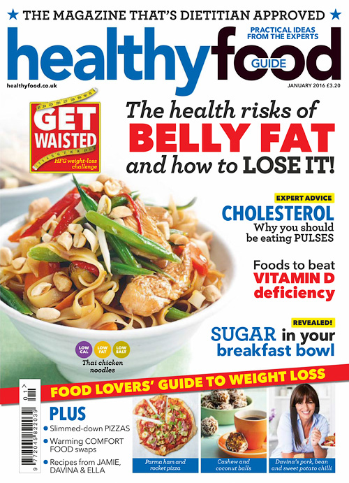 Healthy Food Guide UK - January 2016