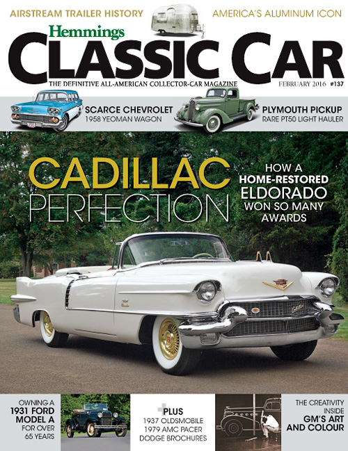 Hemmings Classic Car - February 2016