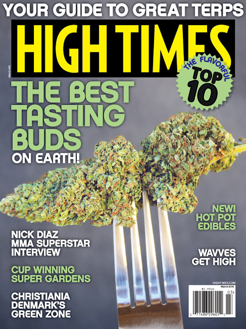 High Times - March 2016