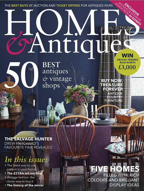 Homes & Antiques - February 2016