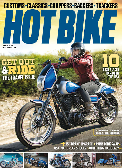 Hot Bike - April 2016