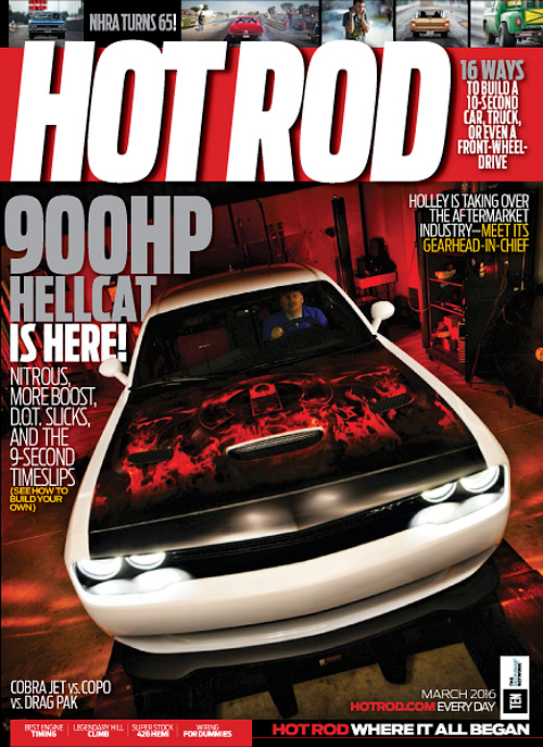 Hot Rod - March 2016