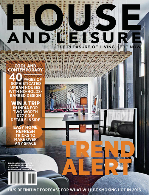 House and Leisure - January/February 2016