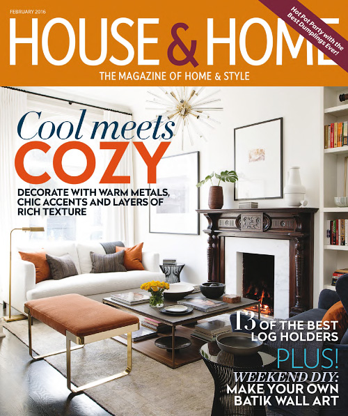 house & home - january 2017 » free pdf magazines for ipad, iphone