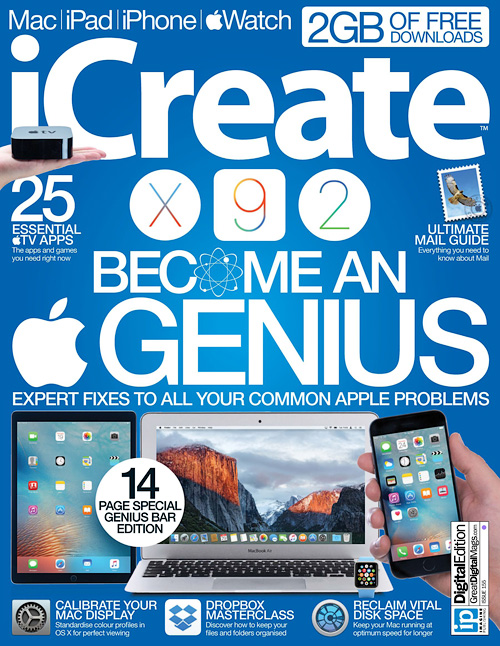 iCreate UK - Issue 155, 2016