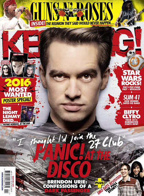 Kerrang! - 23 January 2016 » Free PDF Magazines for Ipad, Iphone ...