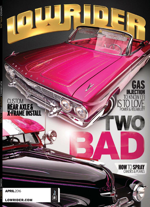 Lowrider - April 2016
