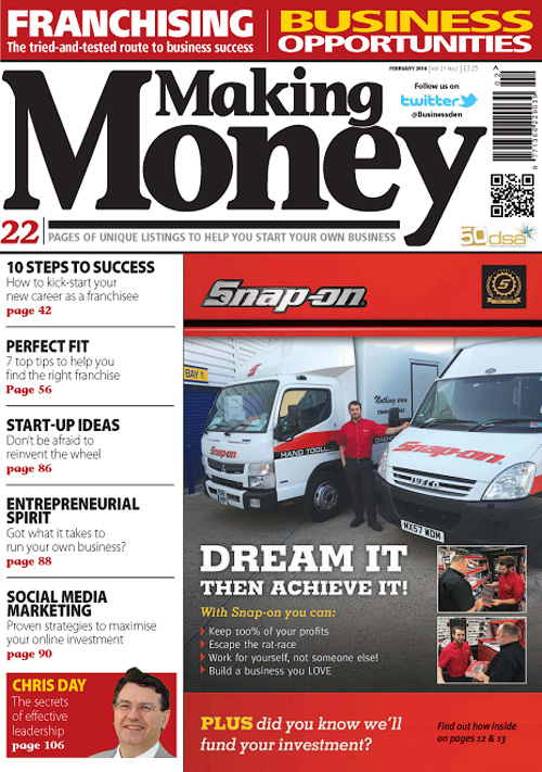 Making Money - February 2016