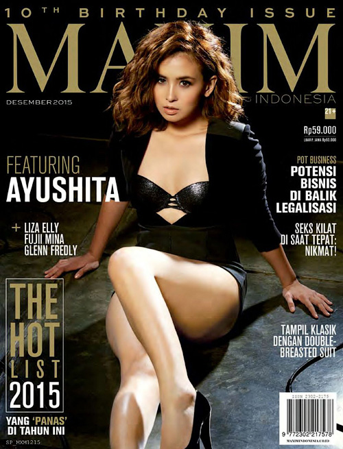 Maxim Indonesia - December 2015