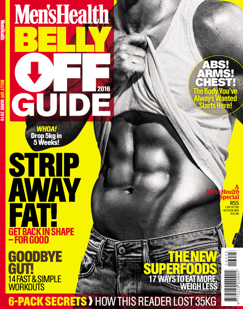 Men's Health Belly Off Guide - 2016 Special Edition