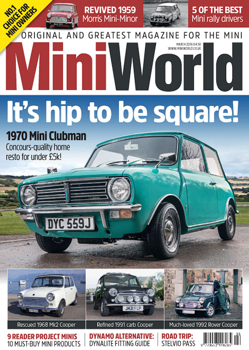 Mini World - March 2016
