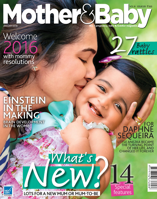 Mother & Baby India - January 2016