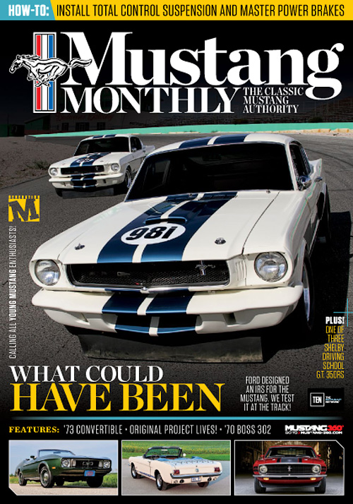Mustang Monthly - February 2016