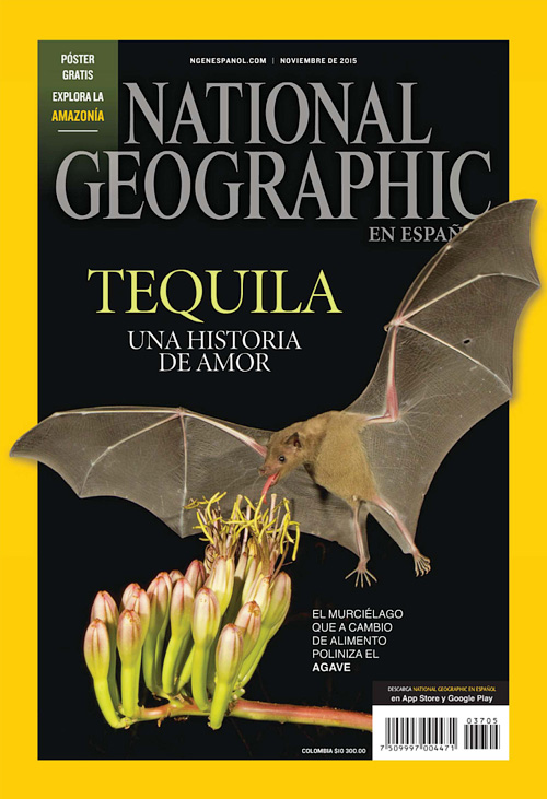 National Geographic Colombia - Noviembre 2015