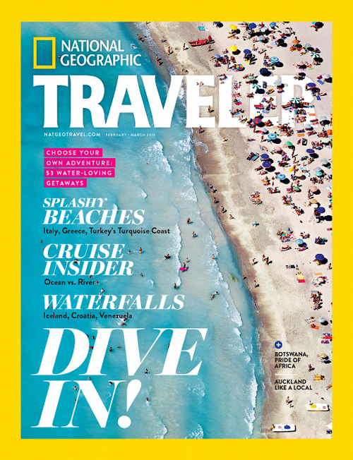 National Geographic Traveler USA - February/March 2016