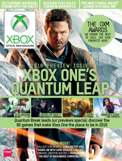 Official Xbox Magazine - February 2016
