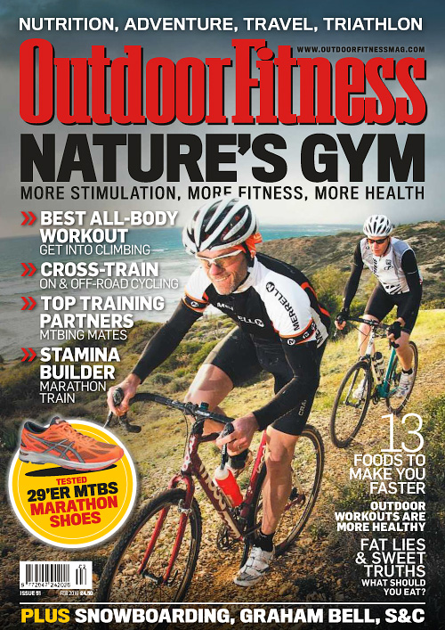 Outdoor Fitness - February 2016